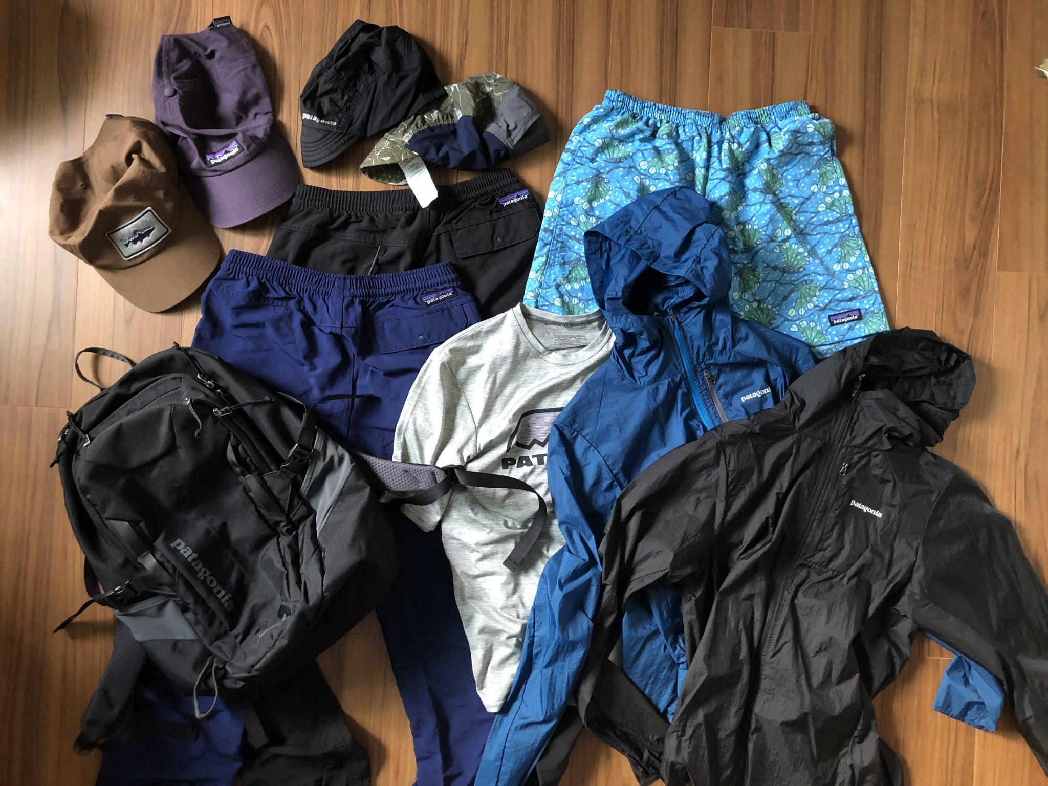パタゴニア(Patagonia)バギーズパンツ|秋の足音が聴こえてきて、バギーズショーツから衣替えを想定して購入です