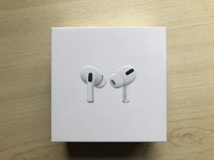 AirPods PRO 外箱