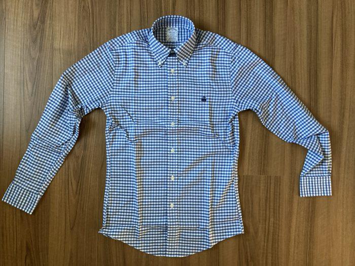 ## ブルックスブラザーズ(Brooks Brothers) BDシャツ ギンガムチェック