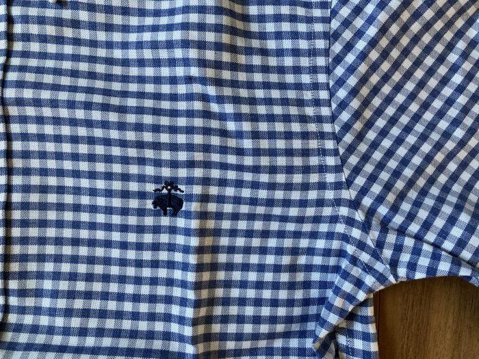ブルックスブラザーズ(Brooks Brothers) BDシャツ ギンガムチェック GF ゴールデンフリース