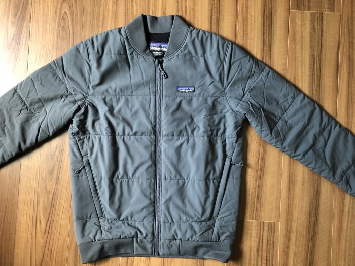 パタゴニア Patagonia ゼメル・ボマージャケット フォージグレイ FGE XSサイズ