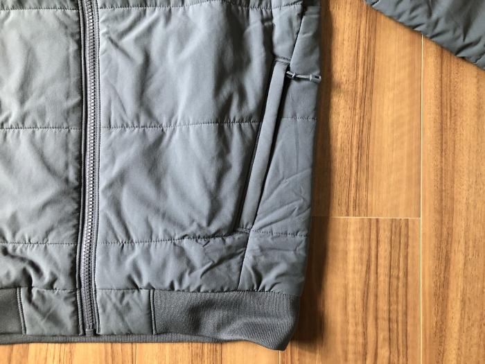 パタゴニア Patagonia ゼメル・ボマージャケット ポケット リブ