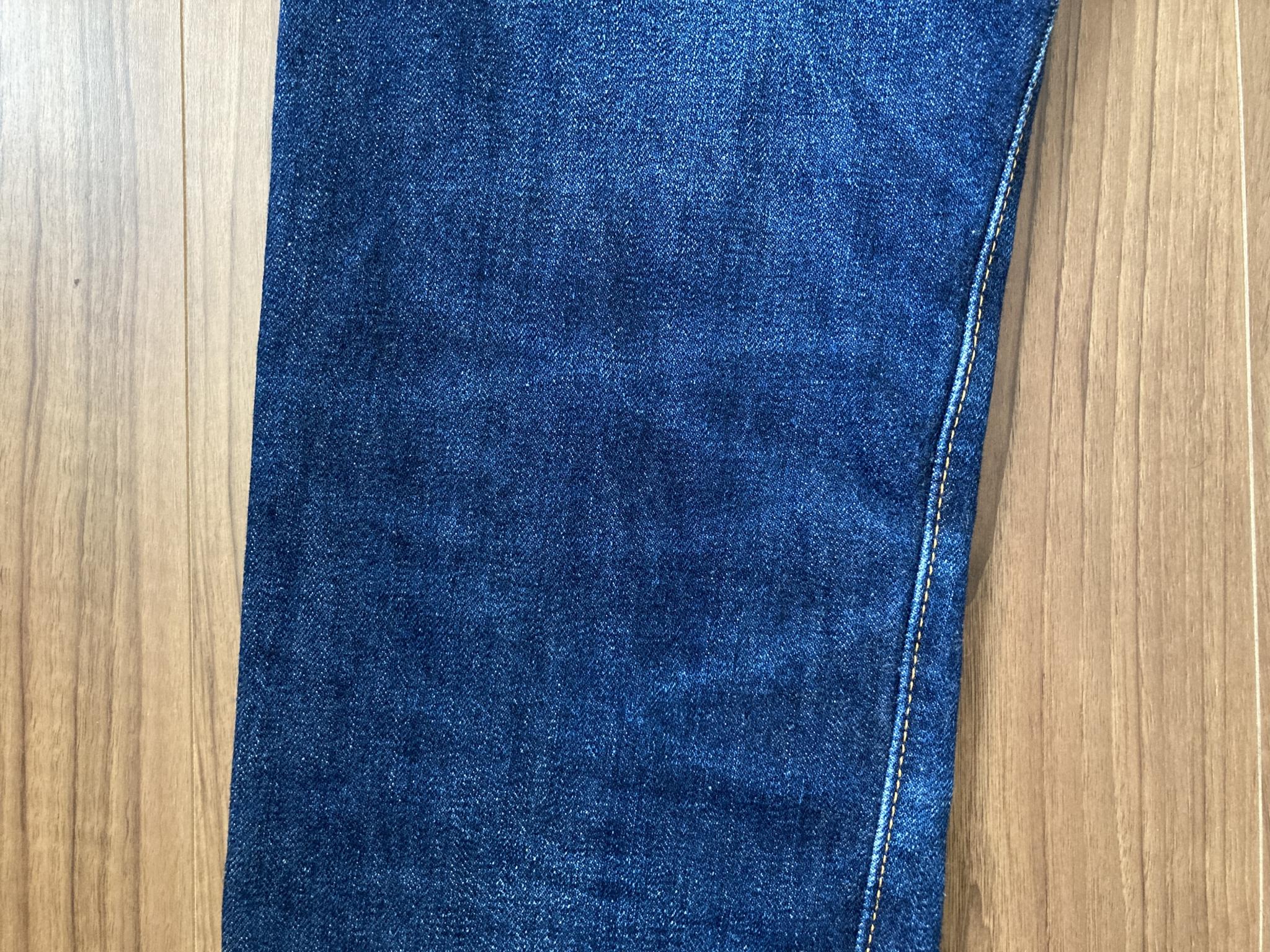 リゾルト Resolute 710 経年変化 エイジング 2075時間 洗濯 ハチノス