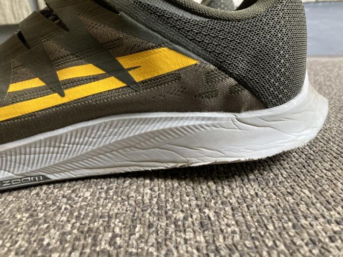 Nike ナイキ ライバルズーム ソール 消耗