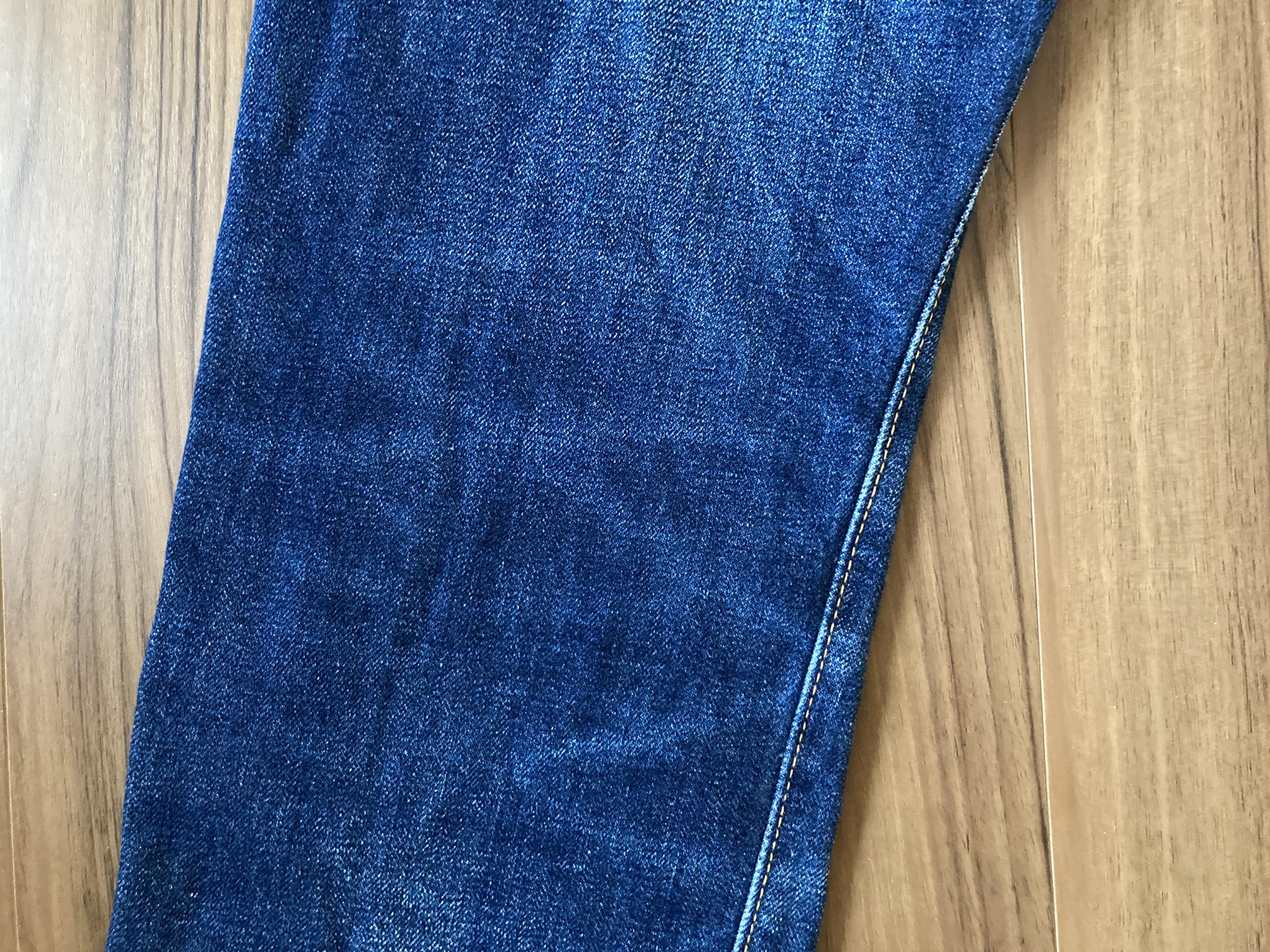 リゾルト 710 Resolute 710 24回目 洗濯 経年変化 エイジング ハチノス