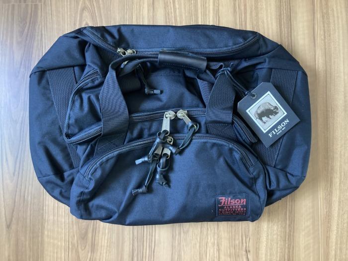 フィルソン ダッフルパック Filson Duffle Pack 20019935 正面