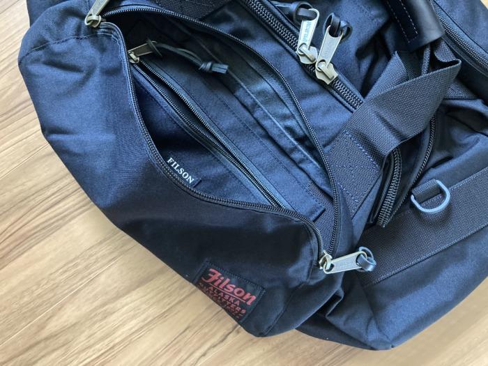 フィルソン ダッフルパック Filson Duffle Pack 20019935 ポケット